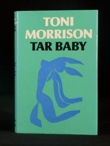 1981 Toni Morrison Tar Baby First Edition Love Story