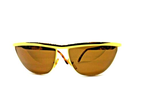 GIANNI VERSACE s 81 OCCHIALI DA SOLE VINTAGE 80's MADE ITALY BRILLE SUNGLASSES