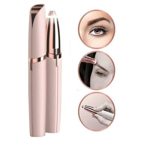 Electric Eyebrow Hair Remover, Women's Painless Brows Trimmer, Epilator