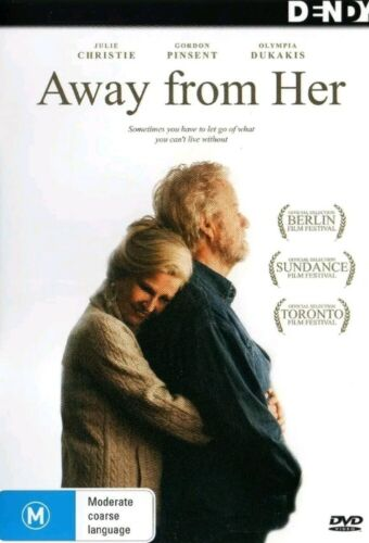 NEW Away From Her DVD4