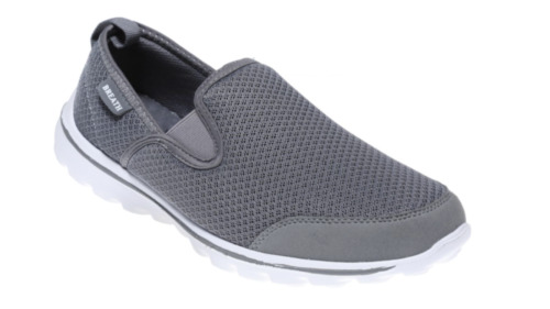 Mens no lace light weight casual shoes European 39-46 sizes Grey,Black and navy