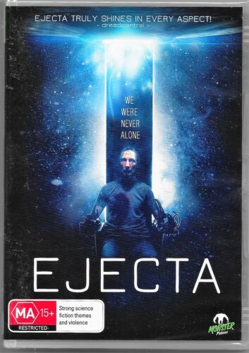 Ejecta (DVD, 2015)New Region 4 Free Post