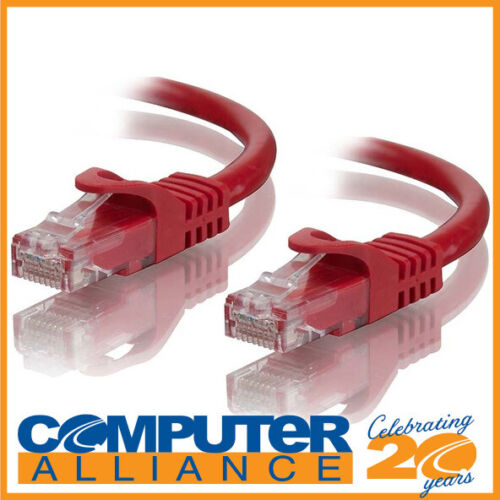 ALOGIC 10m Red CAT6 network Cable