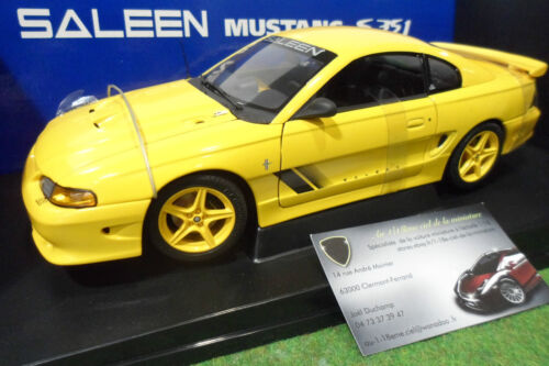 SALEEN FORD MUSTANG S351 coupé 1/18 AUTOart 72720 voiture miniature d collection