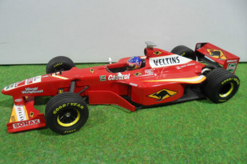 F1 WILLIAMS FW20 #1 MECACHROME 1998 VELTINS au 1/18 MINICHAMPS voiture miniature