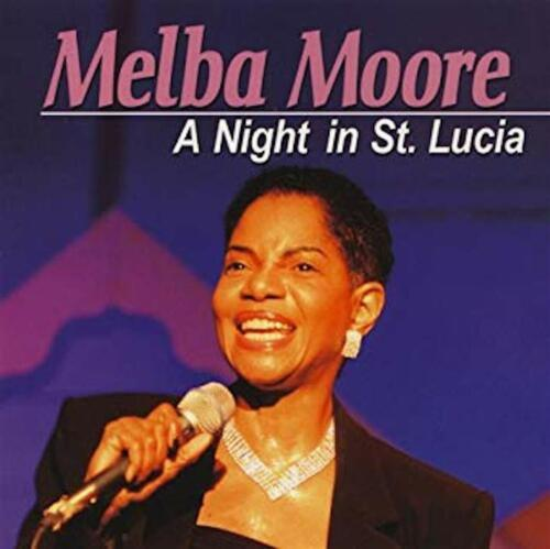 Melba Moore - A Night In St Lucia - Music DVD