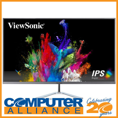 """32"""" Viewsonic VX3276-MHD FHD IPS Monitor with Speakers"""