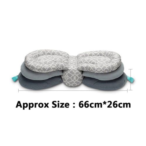 Nursing Breastfeeding Baby Support Cushion Baby Breast Feeding Pillow Adjustable