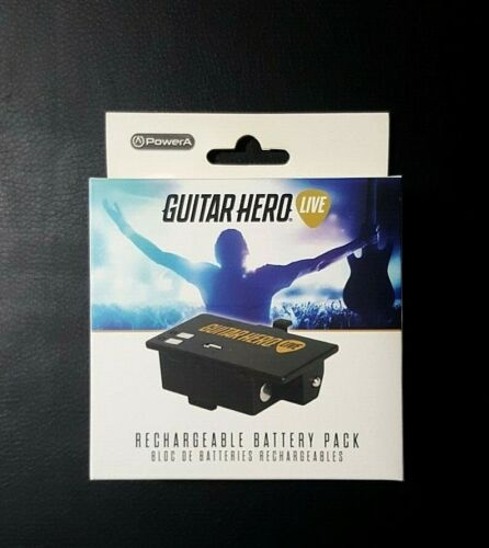 Guitar Hero Live Rechargeable Battery Pack *New / Sealed
