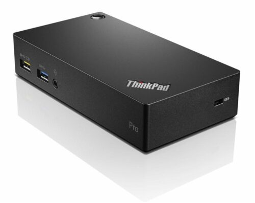 Lenovo ThinkPad USB 3.0  PRO DOCK Universal Recommend For Microsoft Surface Pro
