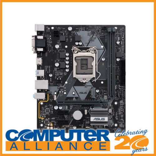 ASUS S1151 MicroATX Prime H310M-A R2.0 DDR4 Motherboard