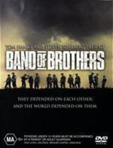 Band Of Brothers (DVD, 6-Disc Set) NEW