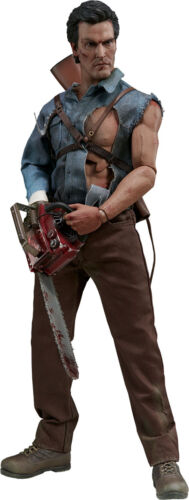 EVIL DEAD II - Ash Williams 1/6th Scale Action Figure (Sideshow Collectibles)