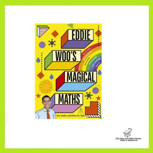 Eddie Woo's Magical Maths (Paperback)