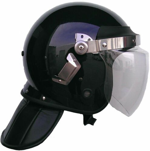WESTROOPER RIOT HELMET WITH NECK PROTECTION AND FACE SHIELDSurplus - 36075