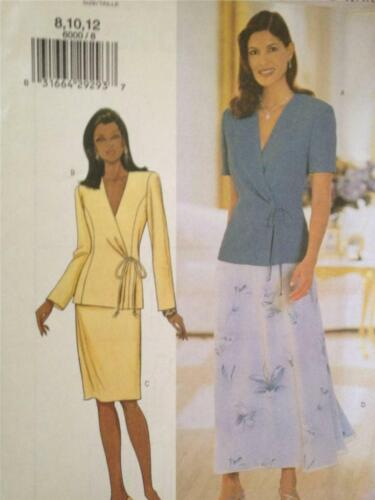 McCall. McCalls Ladies /& Mens facile Sewing Pattern 6614 top e giacche