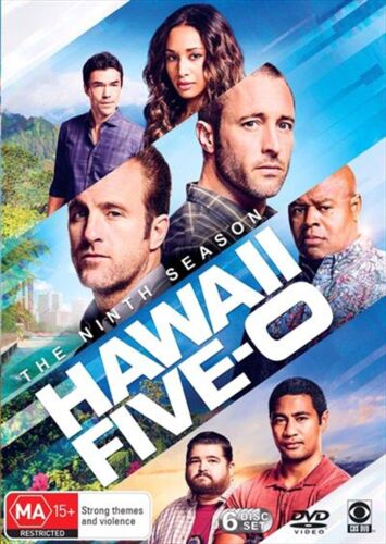 HAWAII FIVE-O 5-0 SEASON 9 : NEW DVD