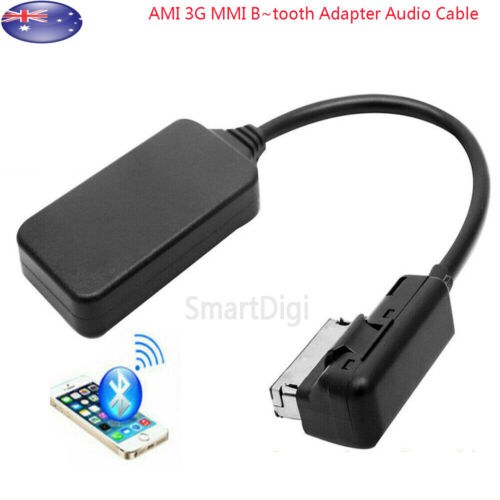 AMI 3G MDI MMI B~tooth 4.0 Music Interface AUX Audio Cable Adapter For Audi VW