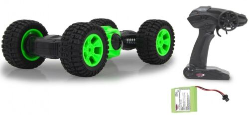 JAM410114 - Green and Black radio-controlled transformers vehicle -  -
