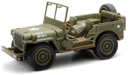 NEW61053 - Voiture type JEEP Willys armée américaine -  -
