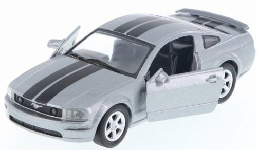 - NEW50433Y - Voiture sportive FORD Mustang couleur grise  -