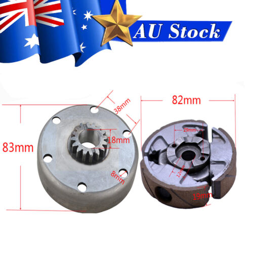 Water Cooled Engine Clutch Pad,Aluminum Alloy Clutch Pad Compatible With K-T-M 50 JUNIOR SR 50SX SX JR Pro 50cc Water Cooled Engine