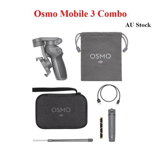 Osmo Mobile 3 Combo Foldable & Portable Story/Sport Mode Gesture Control