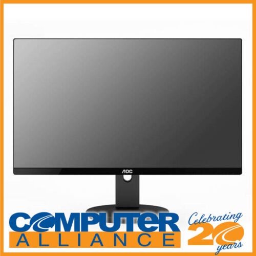 """23.8"""" AOC I2490VXQ FHD IPS LED Monitor with Speakers"""