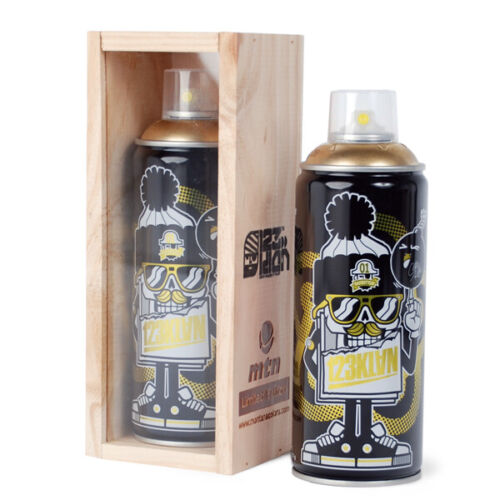 MTN / Montana - Limited Edition Collector Can - 123 Klan