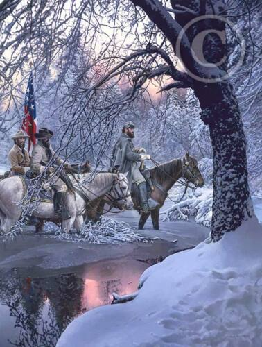 """""""Berkeley Springs Expedition"""" By John Paul Strain - Signed Paper Giclée"""