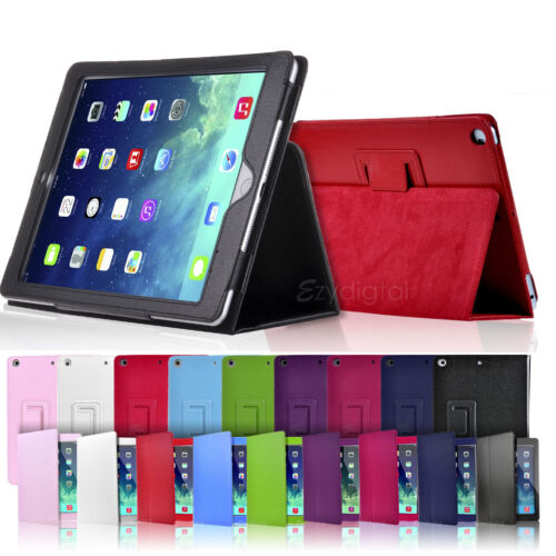 New Smart Wake-Up/Sleep Flip Leather Case Cover for New iPad 7 10.2 / Air 3 2019