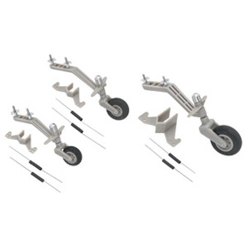 Dubro 956 Semi Scale Tail Wheel System suit .40 to .90 DUBRO