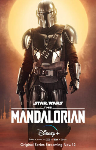 """The Mandalorian ( 11"""" x 17"""" ) Movie Collector's Poster Print - (T3)  B2G1F"""