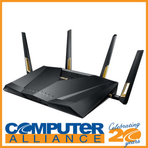 ASUS RT-AX88U AX6000 Dual Band Wireless-AX Gigabit Router