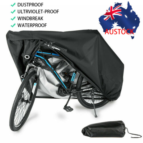 Bike Cover outdoor Heavy Duty 210T UV Protection Waterproof Bicycle