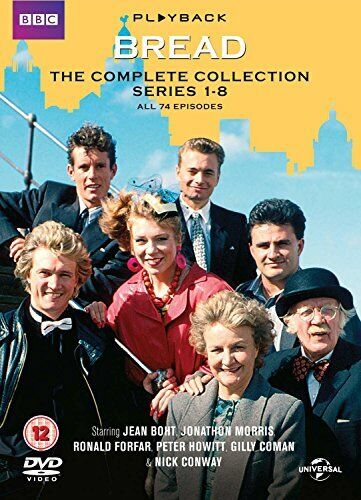 Bread The Complete Collection Series 1-8 [DVD]
