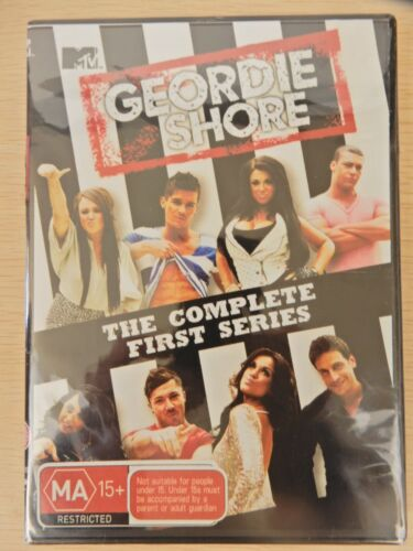 Geordie Shore - The Complete First Series 1 [DVD] PAL Region 2 NEW