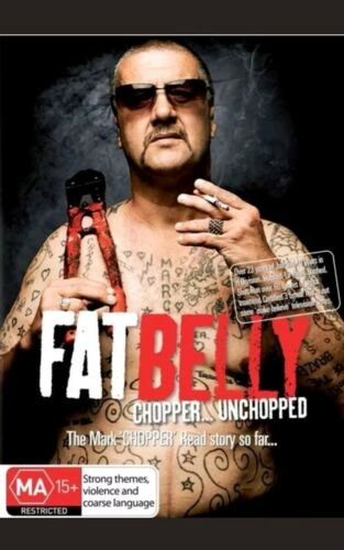 Fat Belly Chopper (Unchopped) (DVD) Brand New and Sealed - Free Postage