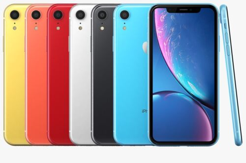 Apple iPhone XR Smartphone   64GB 128GB   Unlocked Verizon AT&T Sprint T-Mobile <br/> FULLY TESTED   FREE SHIPPING   ACCESSORIES   WARRANTY