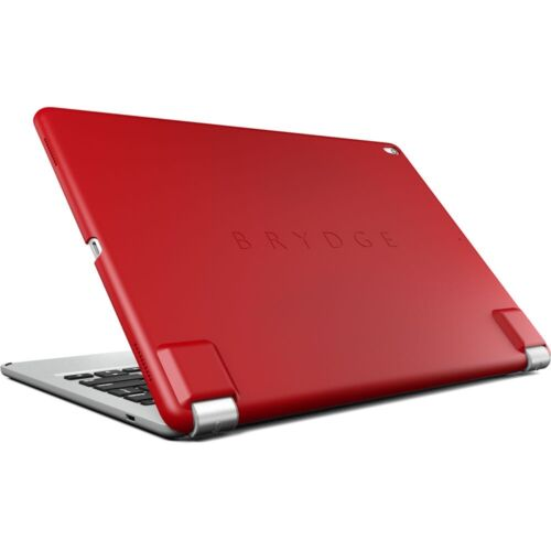 "NEW BRYDGE 12.9"" Slimline Protective Case for iPad Pro 12.9 inch - Red"