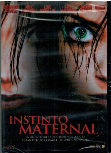 Instinto maternal (Breaking at the Edge) (DVD Nuevo)