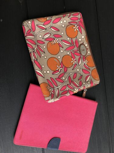 Fossil ipad Zipped Case with Mercury Case for 9.7