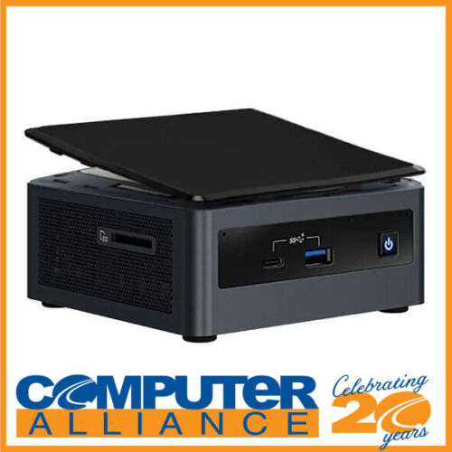 """Intel BXNUC10I7FNH4 NUC Gen10 Core i7 M.2 2.5"""" HDD Support with Wireless-AX"""
