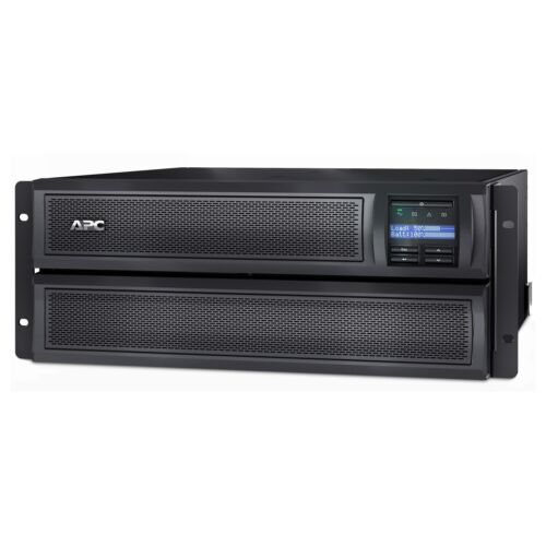 Smart-UPS X 3000VA LCD 200-240V 2.7kW with Network Card Rack/Tower APC SMX3000HV