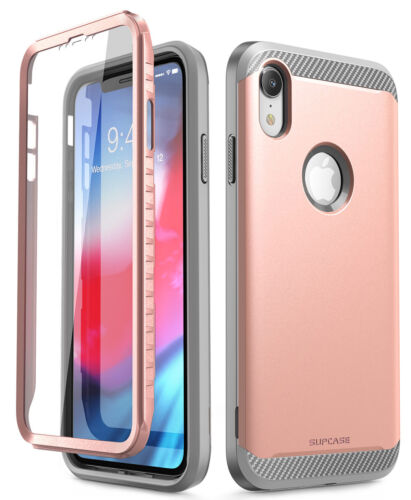 iPhone XR 6.1 SUPCASE UB Neo Dual Layer Armor Case Cover with Screen Protector