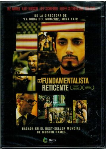 El fundamentalista reticente (The Reluctant Fundamentalist) (DVD Nuevo)