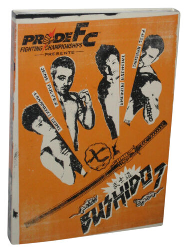 Pride Fighting Championships Bushido Vol. 7 (2007) DVD