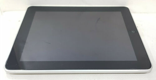 """Apple iPad 1 A1219 16GB 9.7"""" 256MB Wifi 3G SOLD AS IS/ DO NOT POWER ON"""