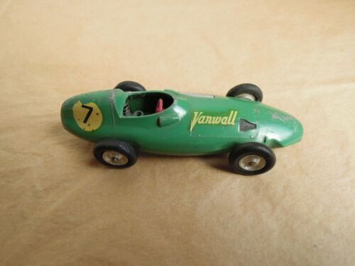 Voiture SOLIDO Vanwall F1  1/43 Made in France