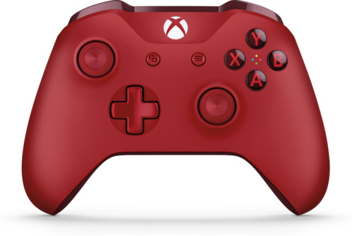 Xbox Wireless Controller - Red